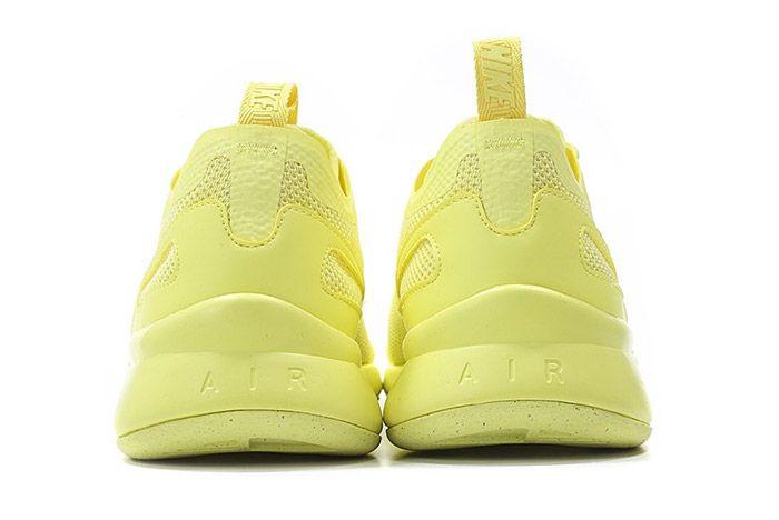 Nike Air Current Slip On Trooper Lemon Chiffon Yellow 1