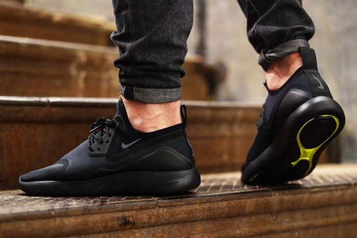Nike Lunar Charge Triple Black 2