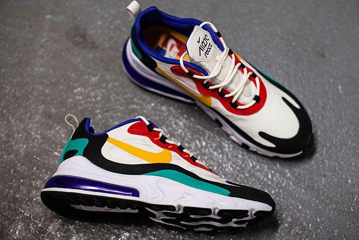 Nike Air Max 270 React Ao4971 002 3Pair