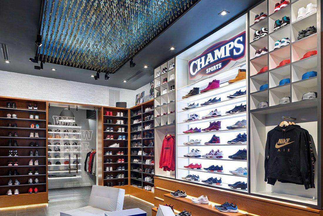 Dj Khaled Champs Sports Store 4