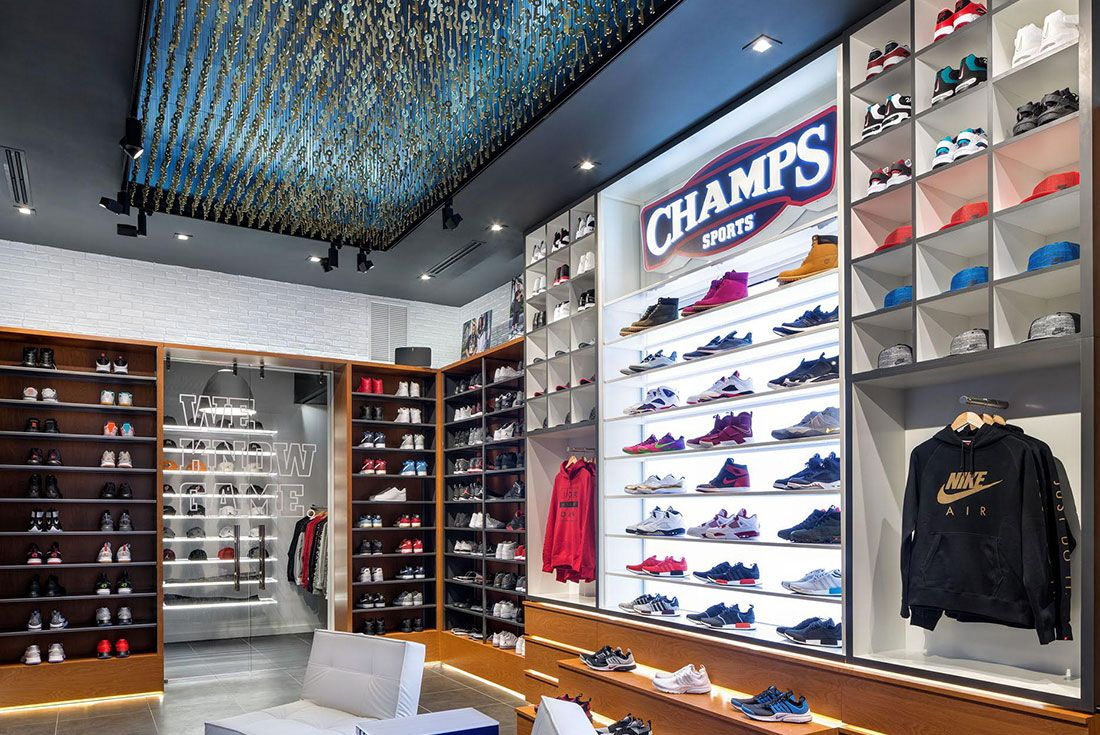 Dj Khaled Champs Sports Store 4