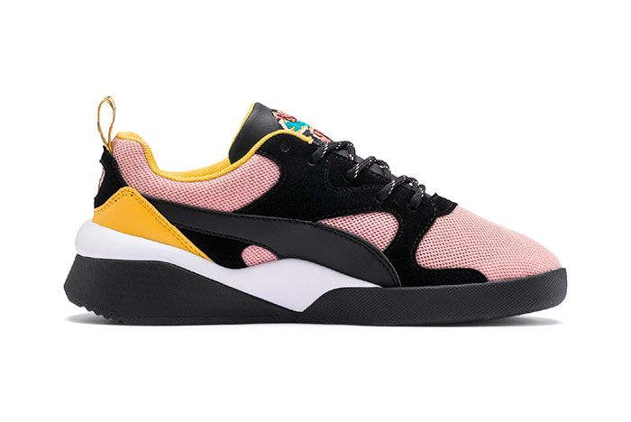 Puma X Sue Tsai Love 101Cali Aeon Nova Basket Side2