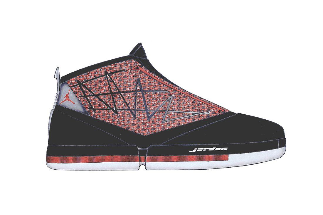 Creating The Air Jordan 16 – Behind The Design14