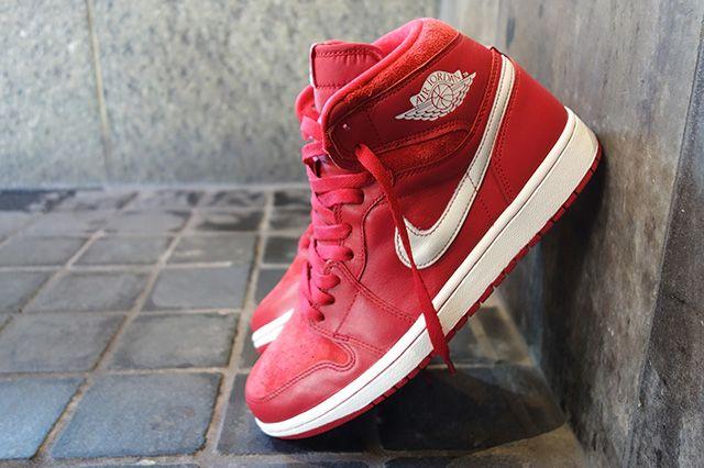 Air Jordan 1 High Gym Red 3