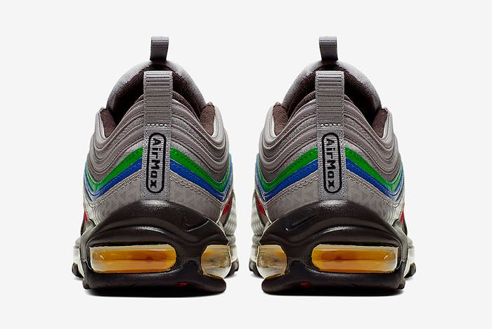 Nike Air Max 97 Nintendo 64 Heel