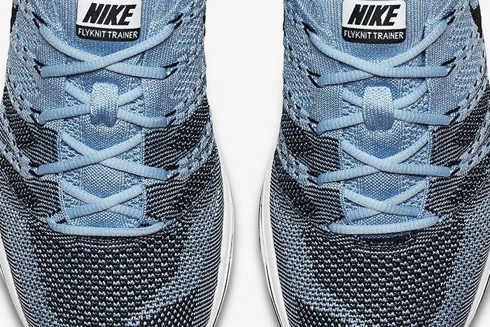 Nike Flyknit Trainer Cirrus Blue 6