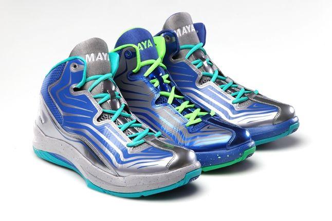 Air Jordan Xx3 Maya Moore Blue Triple Pack 1