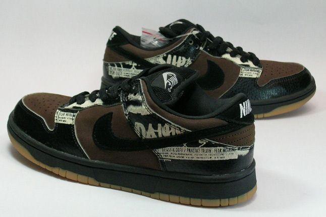 Nike Dunk Sample Zoo York 2 1