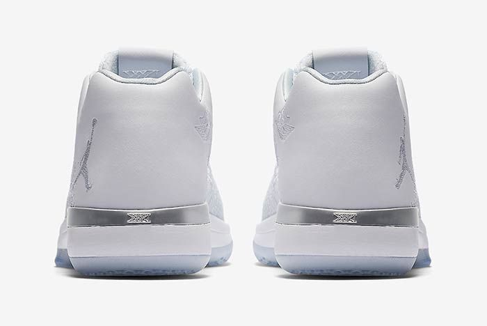 Air Jordan Xxxi Pure Money Platinum 6