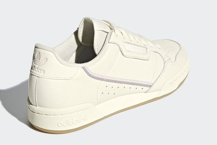 Adidas Continental 80 Off White Orchid Tint 4