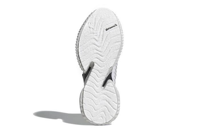 Adidas Alphabounce Instinct Grey Shock Lime Release Date 009 Sneaker Freaker