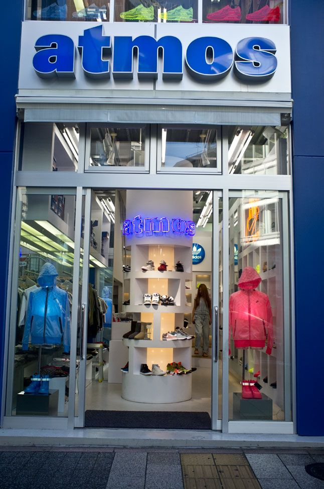 Atmos Store Front 1