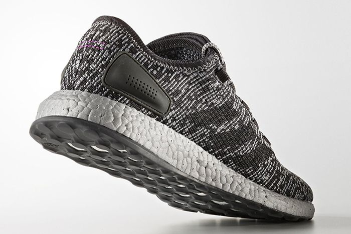 Adidas Pureboost Silver 1