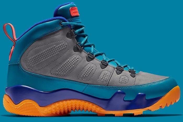 Nike Air Jordan 9 Boot Release 4
