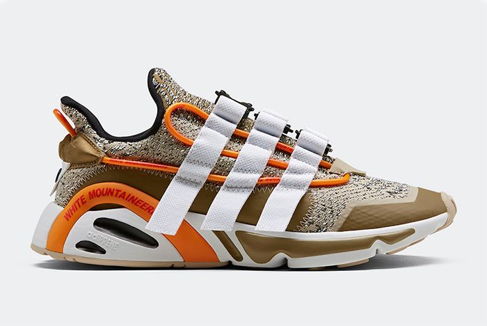 White Mountaineering Adidas Lxcon Tan Right