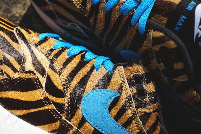 Nike Atmos Air Max 1 Tiger Detail