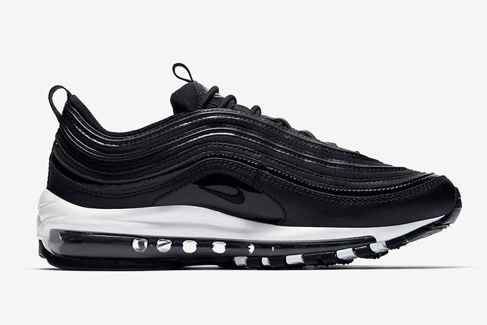 Nike Air Max 97 Premium Black 3 M Sneaker Freaker 8