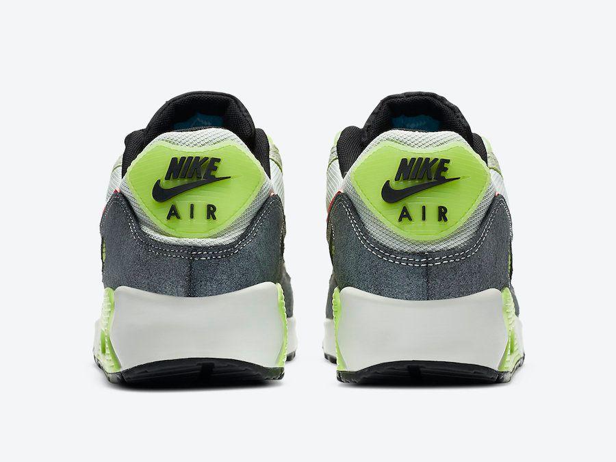 Nike Air Max 90 N7 Heel