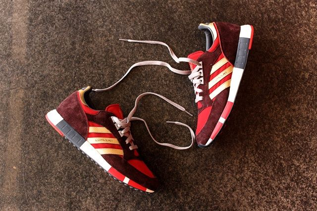 Adidas Boston Super Power Red 4