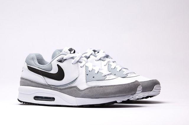 Nike Air Max Light Essential White Black Lt Magnet Grey B2