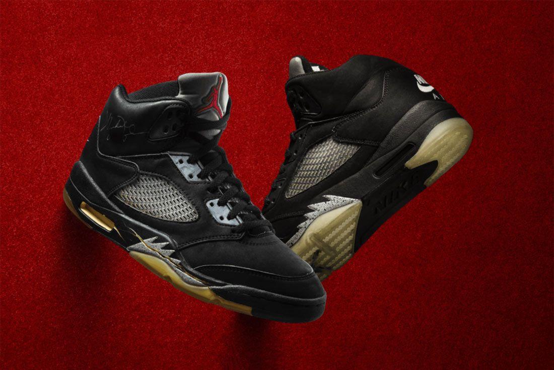 Air Jordan Website 5