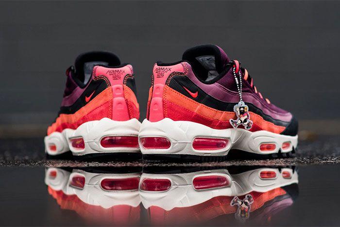 Nike Air Max 95 Acg Villain Red Heel 2