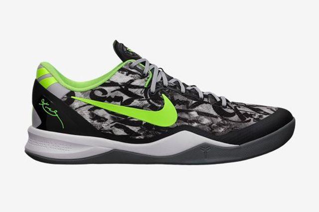 Nike Kobe 8 System Graffiti