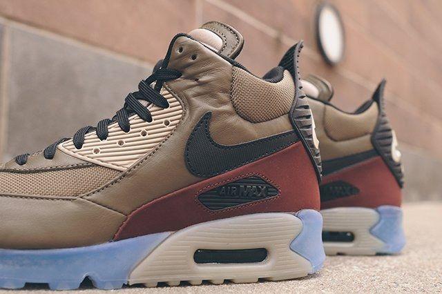 Nike Air Max Sneakerboot 5
