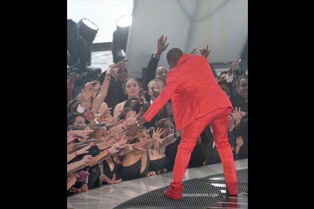 Kanye Vmas 9 1