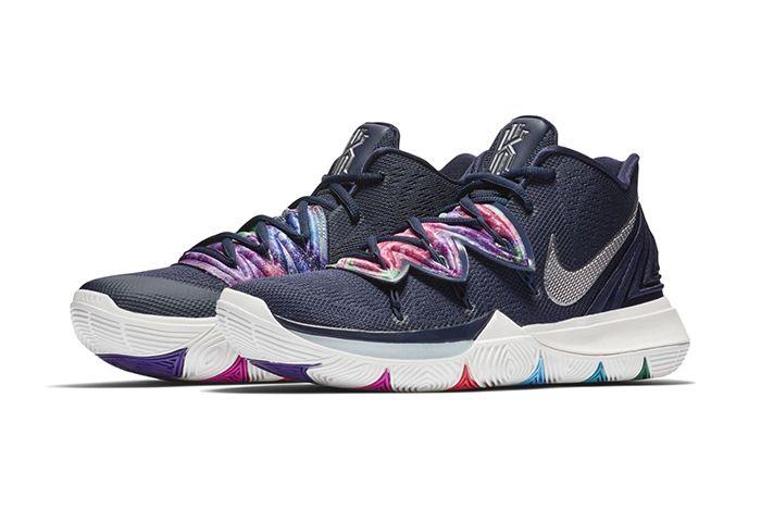 Nike Kyrie 5 Rick Morty 1