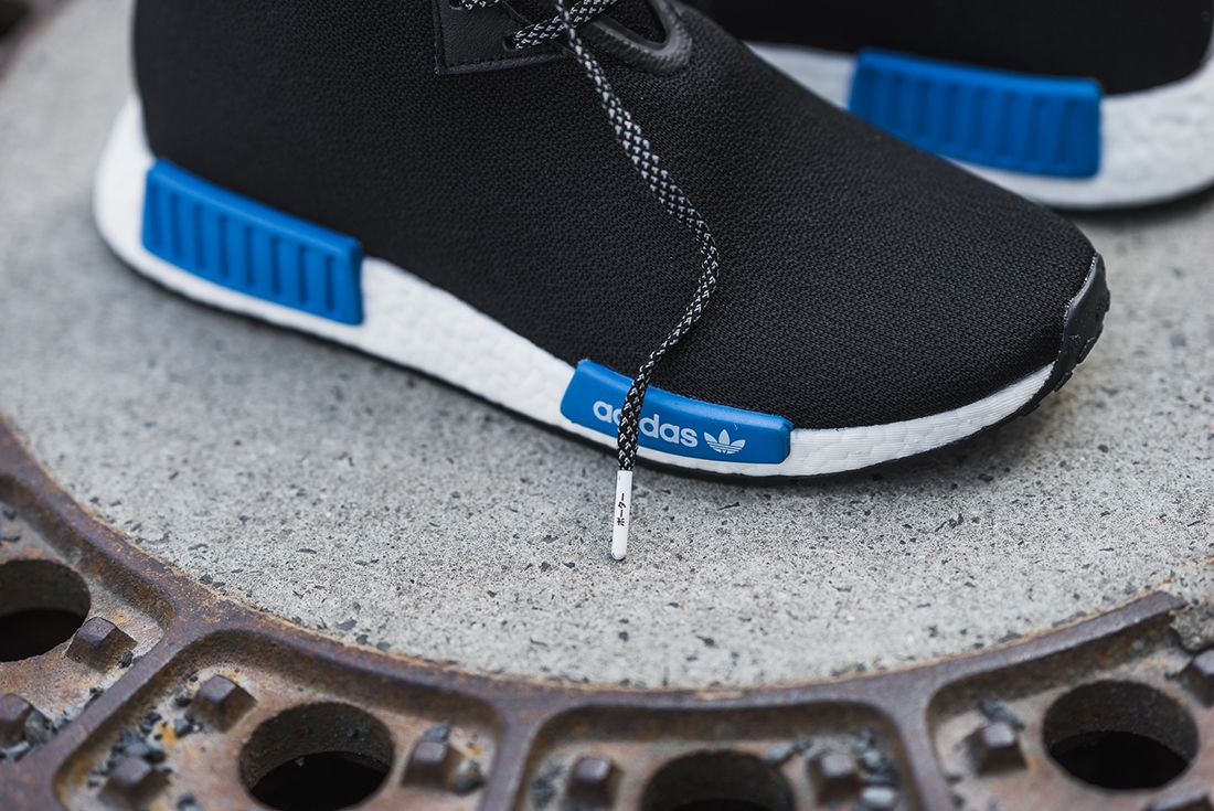 Porter X Adidas Nmd Chukka 5