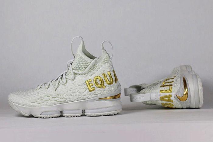 Lebron 15 Equality Sneaker Freaker 2