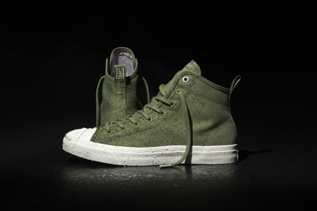 Hancock Converse Winter Jack Purcell Pack 3
