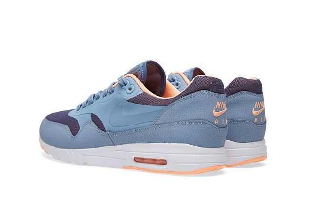 Nike Air Max 1 Ultra Moire Coll Blue Sunset Glow 2