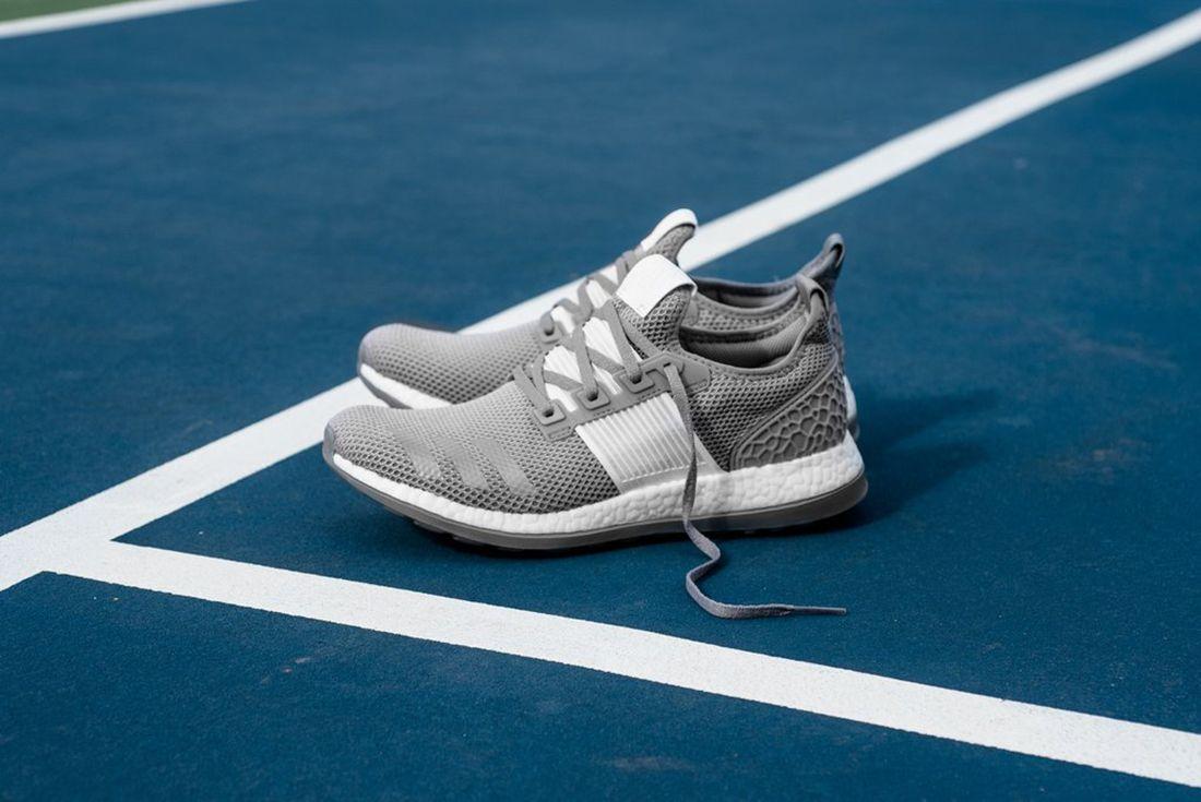 Adidas Pure Boost Zg Grey