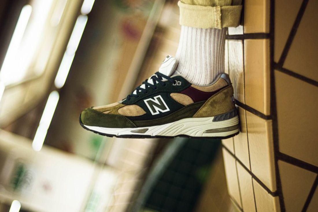 New Balance 991 M991NTG