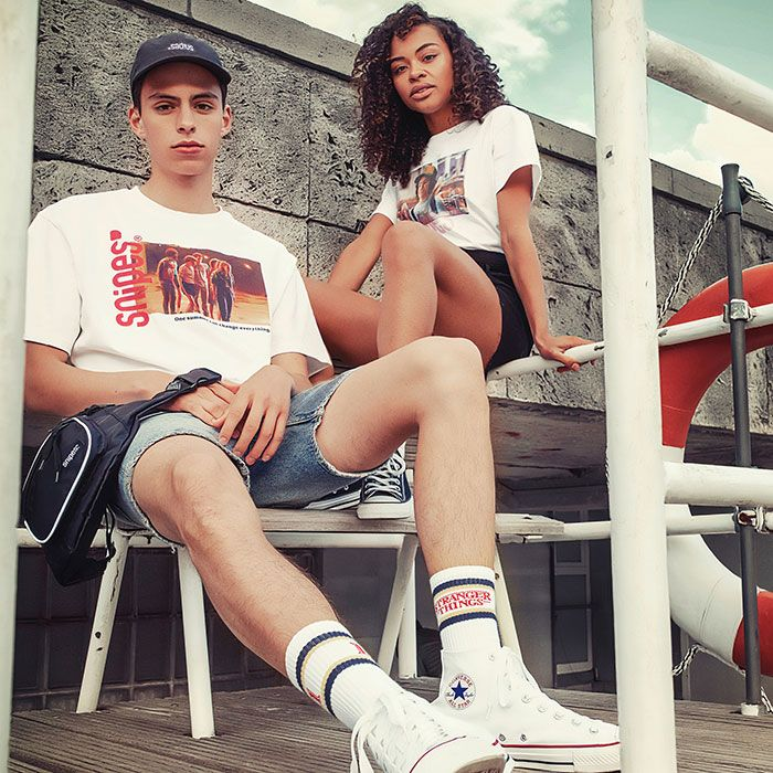 Snipes X Stranger Things Capsule Collection Promo Shots10