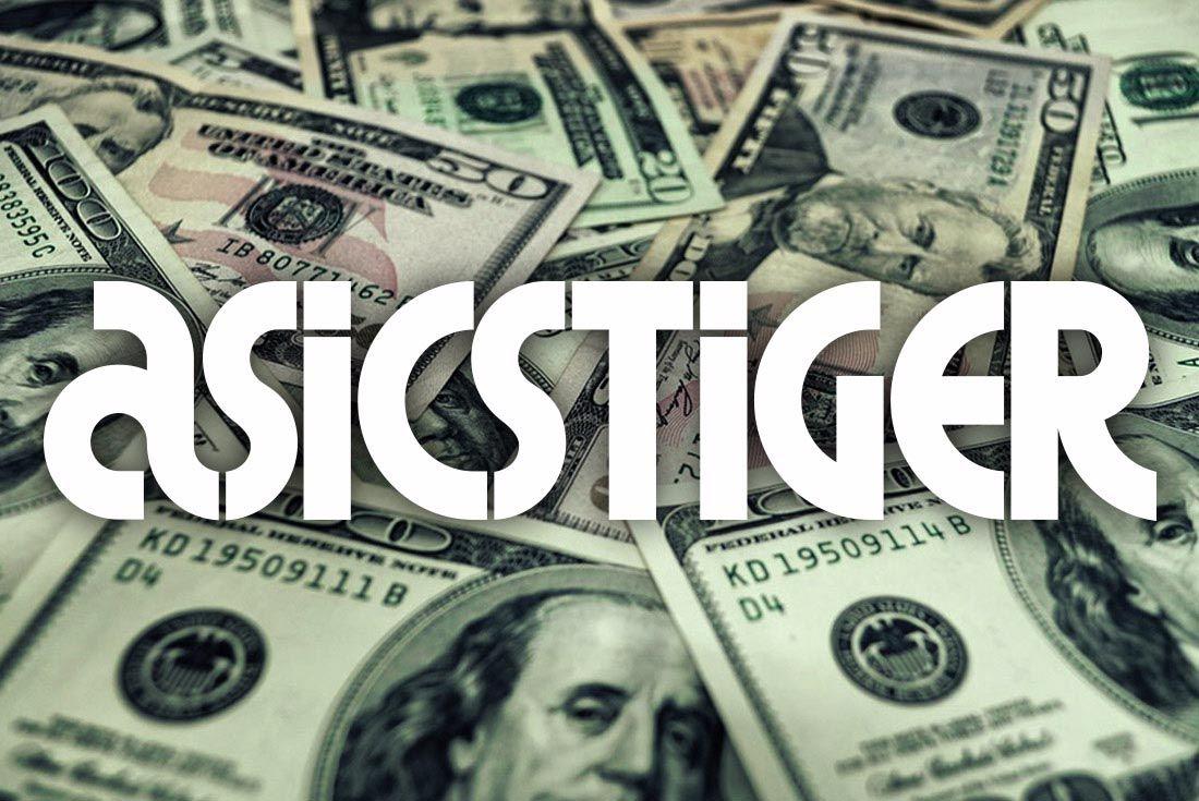 Asics Tiger Financial Report Q3