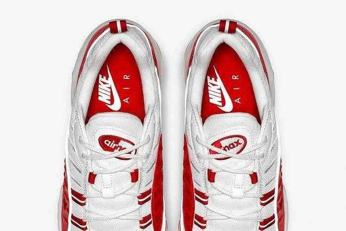 Nike Air Max University Red2