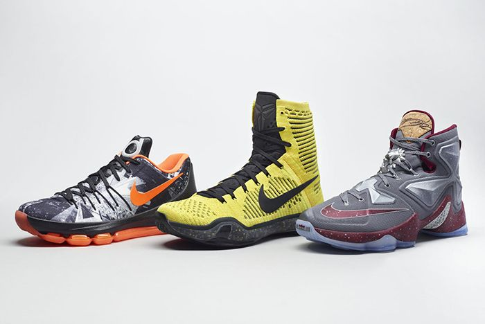 Nike Basketball Opening Night Pack3