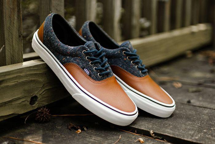 Vans Era Wool Leather5
