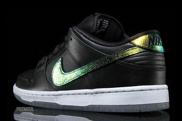 Nike Sb Dunk Low Sparkle 1