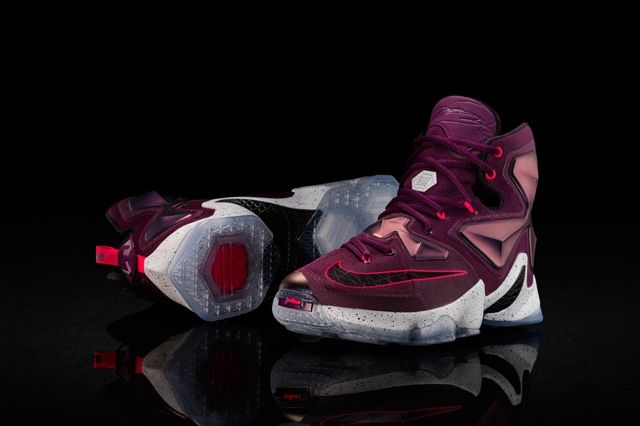 Nike Introduces The Lebron 13 7