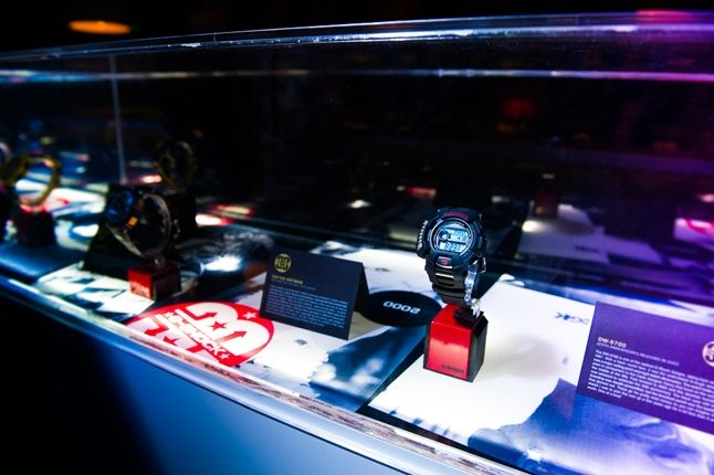 G Shock 30Th Anniversary Party Melbourne 2 1