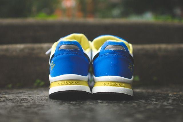 New Balance 530 Og Blue Yellow 5