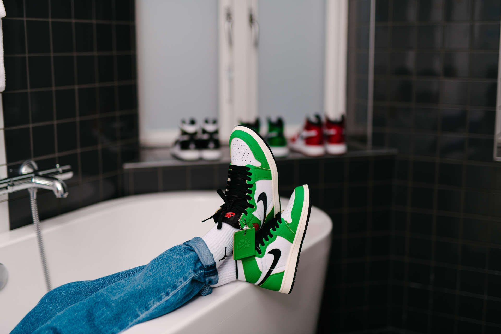 Where to Buy the Air Jordan 1 'Lucky Green' - Sneaker Freaker