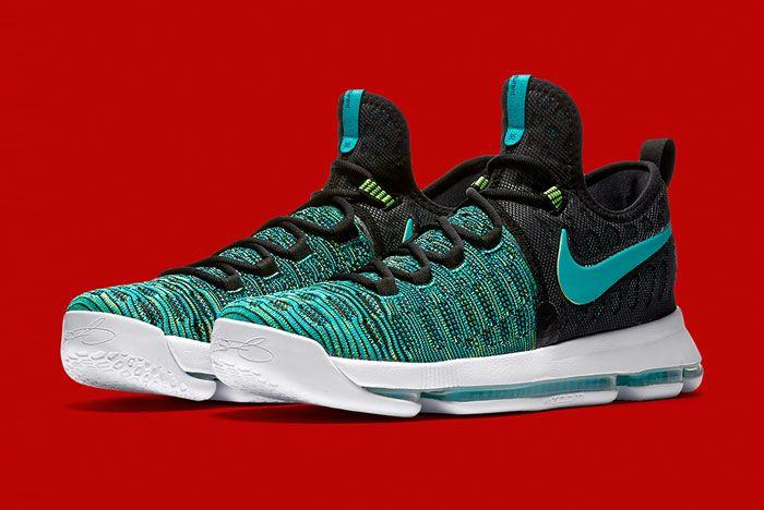 Nike Kd 9 Birds Of Paradise3