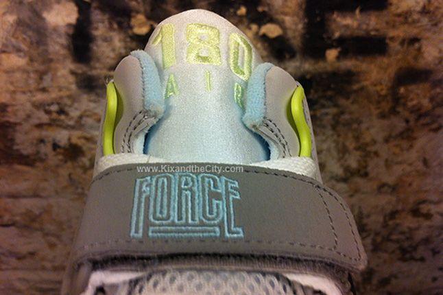 Nike Air Force 180 Dawn Rise In Strap Tongue 1