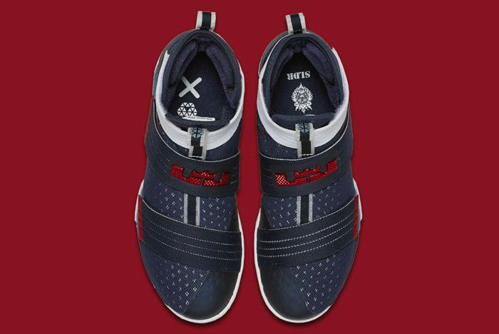 Nike Lebron Soldier 10 Usa 6