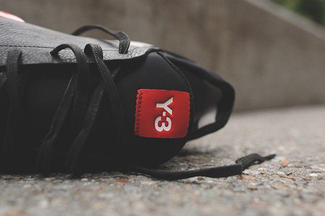 Y 3 Qasa Shell Black Chalk 8